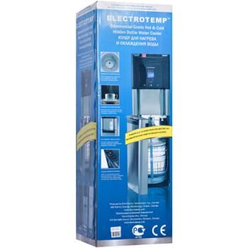ELECTROTEMP 8 LDIECH-WFC-SC Черный / нерж.сталь